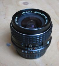 PENTAX Pentax SMC 28mm F/2.8 Lens For Pentax, full frame,works with k1.