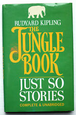 Great Classic Book - THE JUNGLE BOOK & Just So Stories by RUDYARD KIPLING