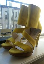 Amazing Zara Limited Edition Women's platform stiletto heels sz. 39 Medium 8.5