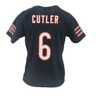 Chicago Bears Jay Cutler #6 Official NFL Youth Girls Jersey New With Tags