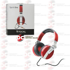 FOCAL SPIRIT ONE H5008 PROFESSIONAL OVER EAR CLOSED BACK STUDIO HEADPHONES