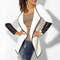 Fashion Women Long Sleeve Knitted Cardigan Coat Thin Coat Jacket Outwear Hot New