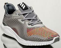 adidas alphabounce HPC men running run sneakers shoes NEW grey black BB9049
