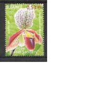 2005 timbre neuf** en parfait état ; série orchidées, Mabel Sanders