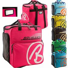 BRUBAKER 'Champion 2.0' Ski Boot Bag Backpack for Boots Helmet Clothing NEW !!!