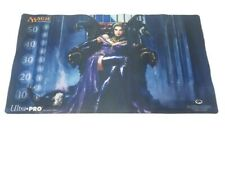 RARE MTG Ultra Pro Liliana of the Veil (Innistrad) Play Mat EUC