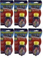 Aquachek Red Pool Spa Bromine 50 Test Strips *10 pack*