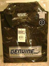 New Boys Genuine School Uniform Ss Polo Shirt Sz S 4 bsu014