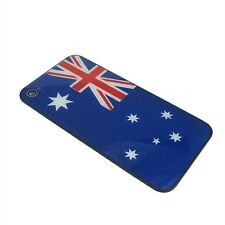 Australian Flag Glass Replacement Back Cover Rear Assembly for iPhone 4