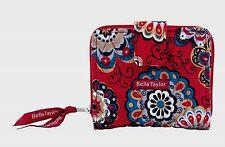 Victorian Heart Bella Taylor Masquerade Small Wallet Quilted Handbag Purse New