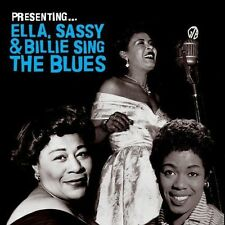 Presenting Ella Sassy and Billie Sing The Blues 5022508207045