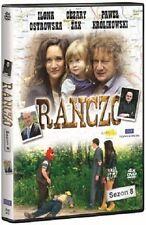 RANCZO Sezon 8  DVD 4 disc POLISH