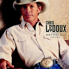 Anthology Volume 1 by Chris LeDoux (CD, Aug-2005, Capitol/EMI Records)