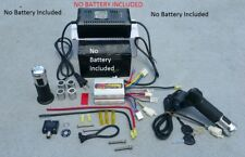 Razor E300 E325-Throttle,Controller, electrical kit- 36 Over Volt Kit -No Bat