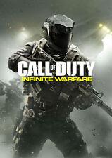 Call of Duty Infinite Warefare Poster Print A4 260gsm