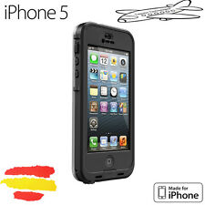 Funda Carcasa Redpepper igual a Lifeproof   Sumergible iPhone 5 5s negra