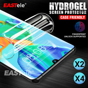 EASTele for Huawei P30 P40 Pro HYDROGEL AQUA FLEX Full Screen Protector Crystal