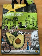 Brand New Trader Joe's Reusable Grocery Bag Tote - Southern California Edition