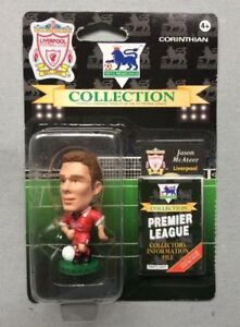 Jason McAteer - Liverpool (Corinthian Figure Blister Pack) [Collar]