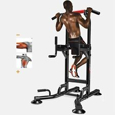 Multifunktion Fitnessgeräte Klimmzugstangen Parallelstangen Trainingsgerät DE