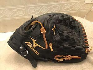 """Mizuno GMVP-1201 12"""" MVP Baseball Glove Right Hand Throw"""
