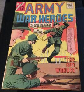 Army War Heroes Vol. 1, No. 4 July 1964
