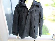 Cotton Blend Basic Coats for Men
