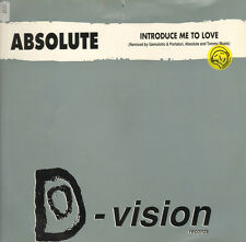 ABSOLUTE - Introduce Me To Love - D:Vision