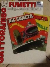 Nic Cometa N.1/2 Completa Buono