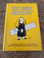 The Legal Architect By Brown 1959