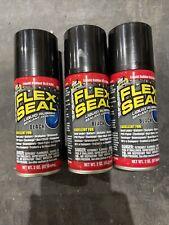 Flex Seal Liquid Rubber Sealant Coating 2oz Pack Of 3
