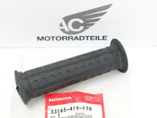 Honda CX 500 C Griffgummi rechts Lenker original grip right handlebar Genuine