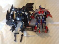 Transformers Leader Class Optimus Prime And Jetfire Revenge Of The Fallen Lights