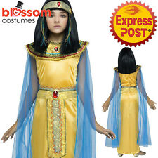 CK978 Golden Girls Cleopatra Roman Egyptian Pharaoh Book Week Dress Up Costume