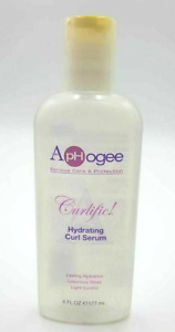 Aphogee Curlific Hydrating Curl, Luxurious Gloss Serum 6oz.