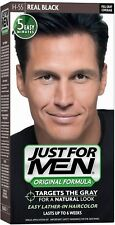 JUST FOR MEN Hair Color H-55 Real Black 1 Each (Pack of 3)