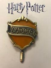 Hogwarts Headgirl Pin, Hufflepuff House, Universal, Wizarding World Harry Potter