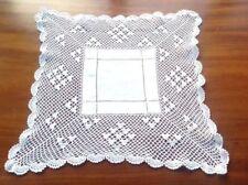 Linen Clothing Antique Lace, Crochet & Doilies