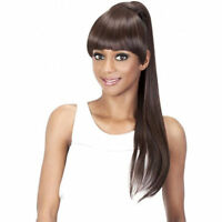 VIVICA A FOX SYNTHETIC  PONYTAIL TWO IN ONE BANG & PONY BP-LOUI-FREE SHIP!!