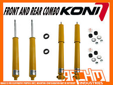 COMMODORE VB VC VH VK VL VN VP KONI SPORT ADJUSTABLE F & R SHOCK ABSORBERS