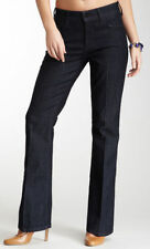 High Waist Regular Size Flare Jeans for Women
