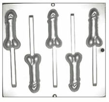 Penis Lollipop Chocolate Candy Mold 782 NEW