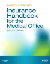 NEW Insurance Handbook for the Medical Office, 11e by Marilyn Fordney CMA-AC
