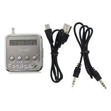 Fasdga TD-V26 Portable Mini Digital Speaker w Micro-SD / TF / USB /FM A6U5