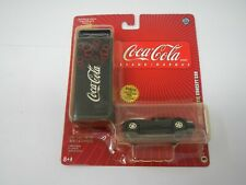 Johnny Lightning Coca-Cola Chrysler Atlantic Concept Car w/ Tin