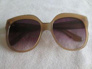 marimekko brown frame sunglasses. Suvi MM5014.