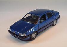 Schabak 1/43 VW Passat Blu Metallizzato in werbebox #1053