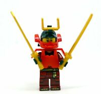 LEGO Mini Figure Samurai X (Nya) from set 70665-1 Ninjago Samurai Mech