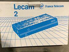 Rare New Old stock France Telecom Lecteur de carte Minitel Lecam 2 neuf