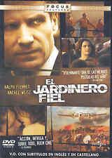 EL JARDINERO FIEL. PELÍCULA DE CULTO. DVD PRECINTADO NUEVO